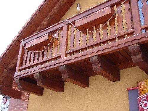 Balkony - velký obrázek